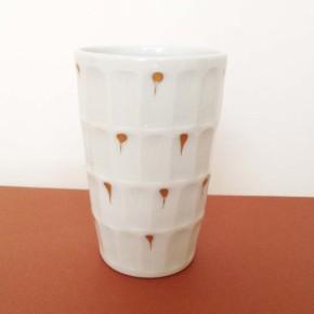 tumbler 11 - 5c Artist: Kazuhiro Nishioka Dia: 8.5cm, Height: 12cm Price: £18.5