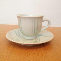 coffee cup 17 - 3 Artist: Yoshifumi Ninomiya Cup - Dia: 7cm, H: 7.2cm Saucer - Dia: 13cm £45