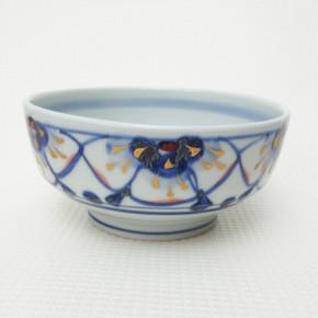 salad bowl 11 -1 Artist: Kazuhiro Nishioka Dia: 17.8cm, H: 8.5cm Price: £31