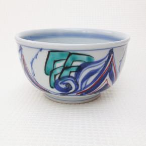 small bowl 11 - 3c Artist: Kazuhiro Nishioka Dia: 15cm, H: 8.5cm Price: £18.5