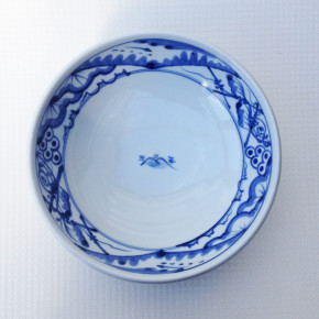 shallow bowl 16 -7 Artist: Hidenori Nishioka Dia: 21.5cm, H: 6.5cm Price: £25
