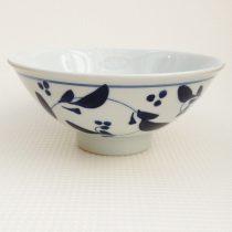 large bowl 18 - 3 Artist: Fukkou Fukuoka Dia: 21.2cm, H: 9.5cm Price: £40