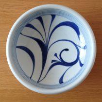 bowl 25 - 10 Artist: Baizan Studio Dia: 25.5cm, H: 9.7cm Price: £31