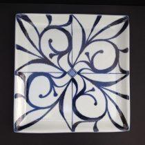 karakusa square 25 - 32 Artist: Baizan Studio 36cm x 36cm Price: £80