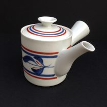 tea pot 25 - 39 Artist: Baizan Studio Dia: 15cm, H: 12cm Price: £18.5
