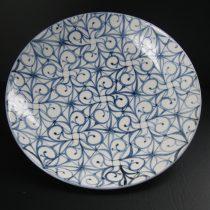karakusa large dish 25 - 71 Artist: Baizan Studio Dia: 37cm Price: £200