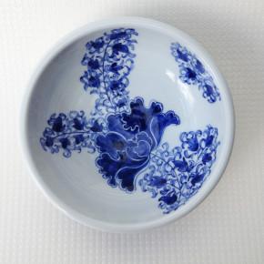 peony bowl 27 - 4 Artist: Kimiko Tanaka