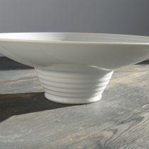 bowl 6 - 2 Artist: Kimio Yamada Dia: 24cm, H: 8cm Price: £25